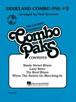Dixieland Combo Pack 3 Sheet Music