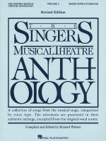 The Singer's Musical Theatre Anthology - Volume 2, Revised Mezzo-Soprano/Belter Book Only Sheet Music