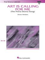 Art Is Calling For Me (The Prima Donna Song) (From The Enchantress) Voice And Piano Sheet Music Sheet Music