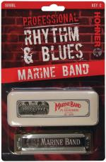 Marine Band Harmonica Professional Level Sheet Music