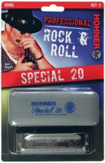 Special 20 Harmonica Professional Level Sheet Music