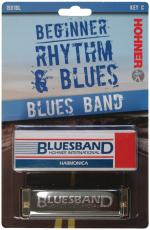 Blues Band Harmonica Beginner Level Sheet Music