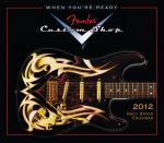 Fender Custom Shop 2012 Daily Boxed Calendar Sheet Music