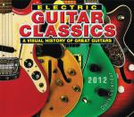 Electric Guitar Classics 2012 Daily Boxed Calendar Sheet Music