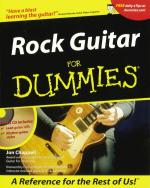 Rock Guitar for Dummies Book/CD Set Sheet Music