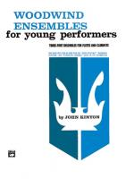 Woodwind Ensembles for Young Performers - Book Sheet Music