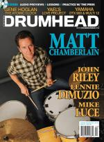 Drumhead Magazine November/December 2010 Issue Sheet Music
