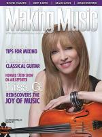 Making Music Magazine - May/June 2011 Sheet Music