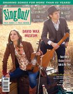Sing Out! Magazine - Summer 2011 Sheet Music