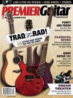 Premier Guitar Magazine - October 2011 Sheet Music