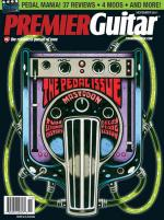 Premier Guitar Magazine - November 2011 Sheet Music