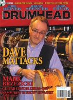 Drumhead Magazine - March/April 2011 Sheet Music