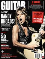 Guitar World Magazine Back Issue - July 2011 Sheet Music