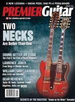 Premier Guitar Magazine Back Issue - January 2010 Sheet Music