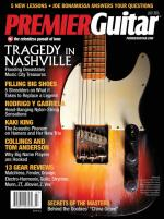 Premier Guitar Magazine July 2010 Sheet Music