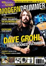 Modern Drummer Magazine August 2010 Sheet Music