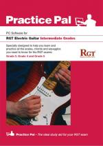 RGT - Practice Pal Electric Guitar, Intermediate Grades Sheet Music