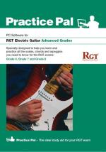 RGT - Practice Pal Electric Guitar, Advanced Grades Sheet Music