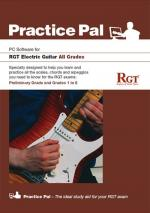 RGT - Practice Pal Electric Guitar, All Grades Sheet Music