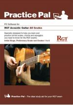 RGT - Practice Pal Acoustic Guitar, All Grades Sheet Music