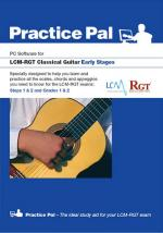 RGT - Practice Pal Classical Guitar, Early Stages Sheet Music