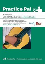 RGT - Practice Pal Classical Guitar, Advanced Grades Sheet Music