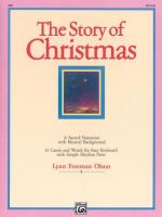 The Story of Christmas - Book Sheet Music