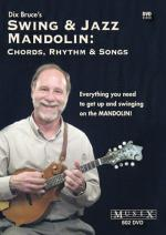 Swing & Jazz Mandolin DVD (Chords, Rhythm & Songs) Sheet Music