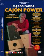 Cajon Power - Marco Fadda 2-DVD Set Sheet Music