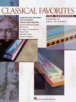 Classical Favorites For Harmonica Sheet Music