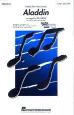 Aladdin (Medley) Sheet Music Sheet Music
