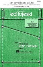 An American Salute (Medley) SATB Sheet Music Sheet Music