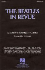 The Beatles In Revue (Medley Of 15 Classics) Sheet Music Sheet Music