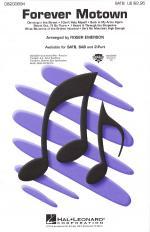 Forever Motown (Medley) Sheet Music