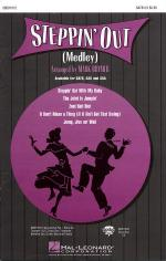 Steppin' Out (Medley) Sheet Music