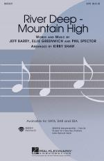 River Deep - Mountain High Sheet Music