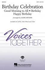 Birthday Celebration (Medley) Sheet Music