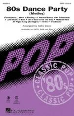 80s Dance Party (Medley) Sheet Music