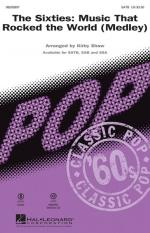 The Sixties: Music That Rocked The World (Medley) Sheet Music Sheet Music
