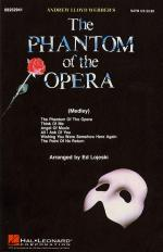 The Phantom Of The Opera (Medley) Sheet Music