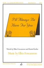 I'll Always Be Here For You Sheet Music Sheet Music