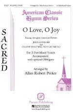 O Love, O Joy Sheet Music Sheet Music