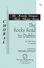 The Rocky Road To Dublin The Randy Stenson Male Chorus Series Sheet Music