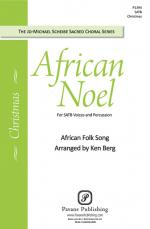 African Noel Sheet Music