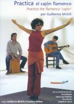 Practice The Flamenco Cajon DVD Sheet Music