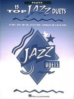 15 Top Jazz Duets Flute Sheet Music