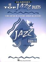 15 Top Jazz Duets Clarinet Sheet Music