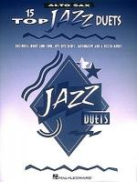 15 Top Jazz Duets Alto Saxophone Sheet Music