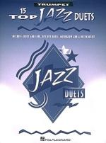 15 Top Jazz Duets Trumpet Sheet Music