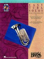 Canadian Brass Book Of Easy Tuba Solos With A CD Of Performances And Accompaniments Sheet Music